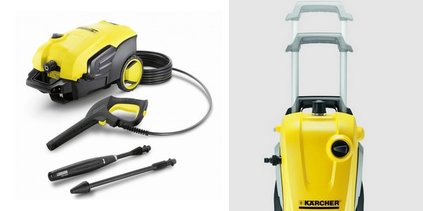 karcher k5 compact avis apr s test. Black Bedroom Furniture Sets. Home Design Ideas